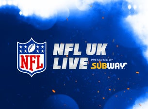 NFL UK Live Tickets