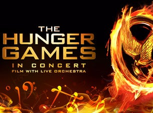 The Hunger Games Film with live orchestra