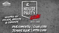 More Info AboutThe Kiss House Party Live - Standing
