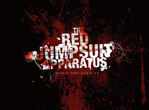 The Red Jumpsuit Apparatus Tickets