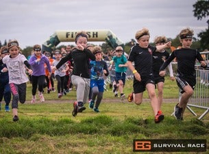 Bear Grylls Kids Survival Races & Outdoor Festival Tickets