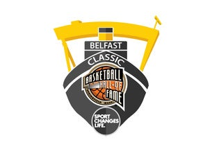 Naismith Basketball Hall of Fame Belfast Classic Tickets