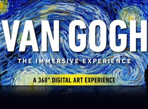 Van Gogh: The Immersive Experience