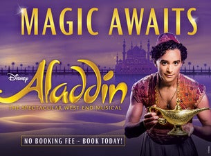 Disney presents Aladdin