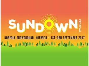 Sundown FestivalTickets