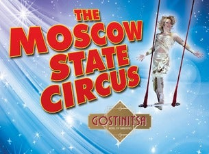 Moscow State CircusTickets