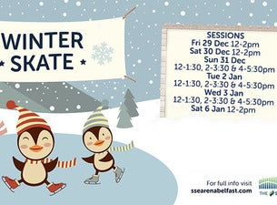 Winter Skate Tickets
