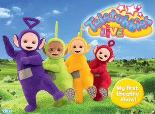 Teletubbies Tickets
