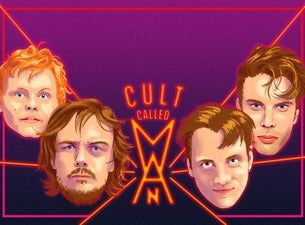 Cult Called Man Tickets