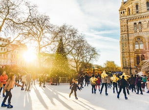 Ice Skating At The Natural History Museum Tickets