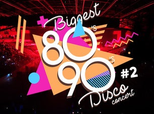 Biggest 80s and 90s Disco