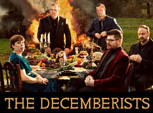 The Decemberists Tickets