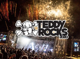 Teddy Rocks