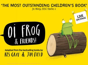 Oi Frog and Friends