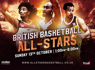British Basketball All-Stars