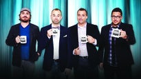 More Info AboutThe Tenderloins: Joe, Q, Sal & Murr - Live - Platinum Seating