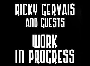 Ricky GervaisTickets
