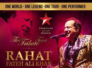Rahat Fateh Ali KhanTickets