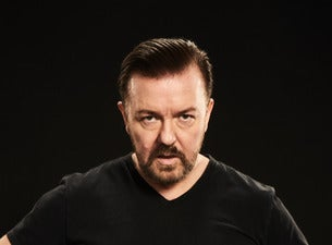 Ricky Gervais Tickets | Comedy...
