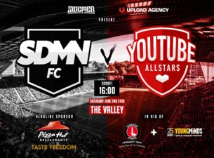 Sidemen FC VS Youtube Allstars