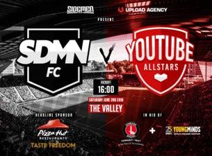 Sidemen FC VS Youtube AllstarsTickets