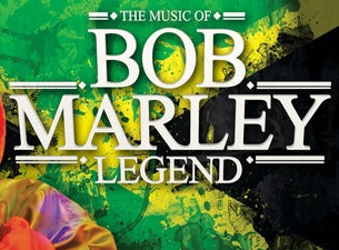 Legend - A Tribute To Bob Marley Tickets