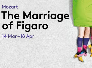 The Marriage of Figaro - English National Opera