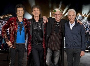 The Rolling Stones - No Filter Tickets