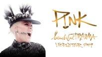 P!NK - Beautiful Trauma World Tour