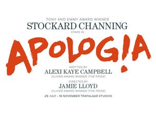 Apologia Tickets