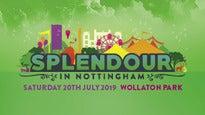 Splendour in Nottingham