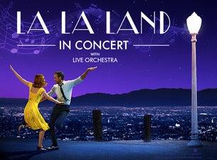 LA LA LAND In ConcertTickets