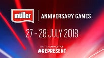 More Info AboutMuller Anniversary Games 2018