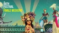 The Bath Festival Finale Weekend - Sunday. Van Morrison