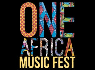 One Africa Tickets