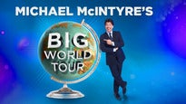 More Info AboutMichael McIntyre's Big World Tour 2018 - Platinum Seating