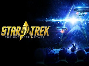Star Trek: the Ultimate Voyage Tickets