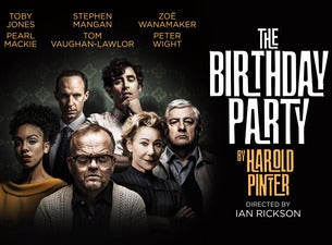 The Birthday PartyTickets