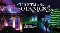 Christmas at the BotanicsTickets
