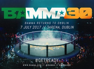 Bamma Tickets