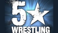 5 Star WrestlingTickets