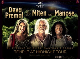 Deva Premal Tickets