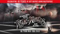 Jeff Wayne's The War of The WorldsTickets