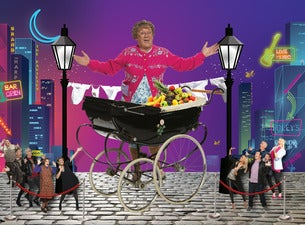 Mrs Brown's Boys D'Musical?