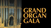 Grand Organ Gala Tickets
