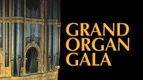 Grand Organ GalaTickets