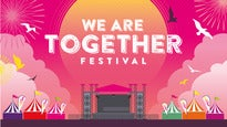 Saturday Ticket - We Are Together Festival