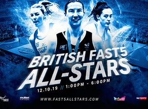 British Fast5 All-Stars