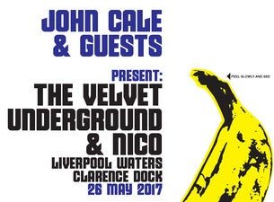 John Cale Tickets
