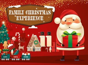 Family Christmas Experience at M&D's